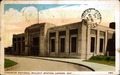 Canadian National Railway Station, London, Ont. Postcard