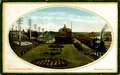 Grand Trunk Railway Station, Hamilton Postcard