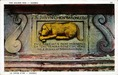 The Golden Dog—Quebec Postcard
